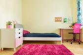 Cute room for schoolgirl — ストック写真