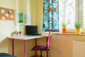 Room of schoolchild — Stock Photo