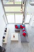 Luxury modern drawing room — ストック写真