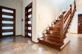 Luxury hallway — Stock Photo
