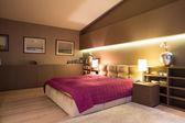 Chambre confortable — Photo