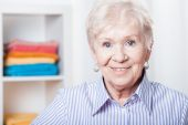 Older lady — Stock Photo