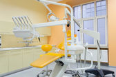 Modern equipped dental office — Stock Photo