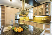 Traditional style kitchen — Stock Photo