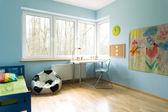 Modische Kinderzimmer — Stockfoto
