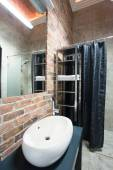 Toilet in contemporary design — 图库照片