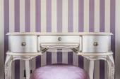 Baroque style commode — Stock Photo