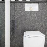 Lavatory in modern toilet — Stock Photo #75247185