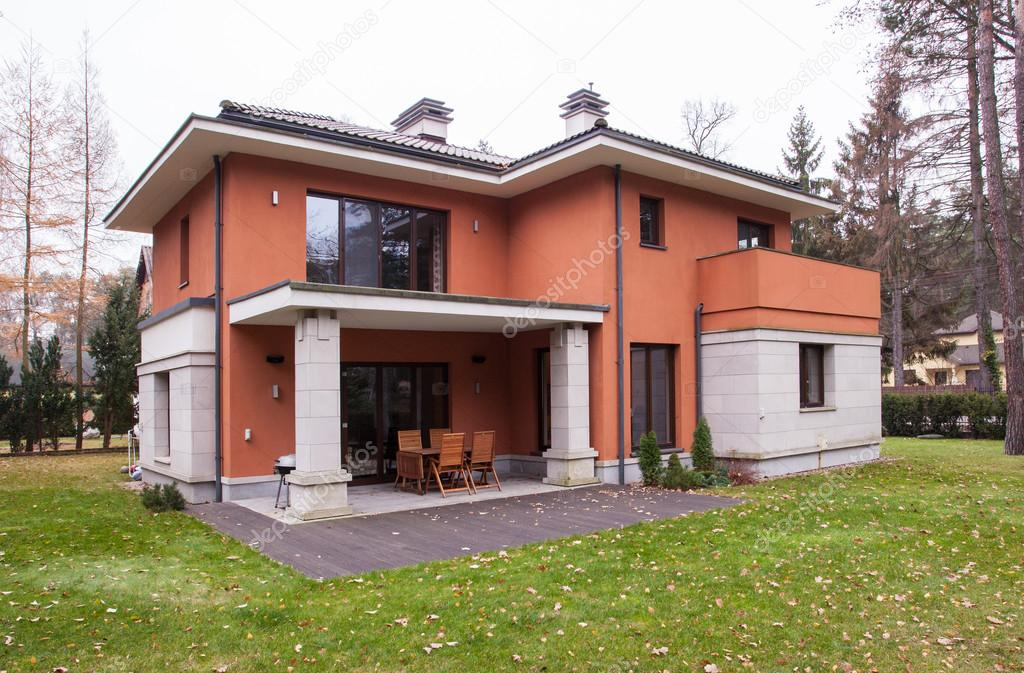 House subsidence pictures house pictures - Colore case esterno ...