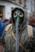 Zombie Day of walking dead — Stock Photo