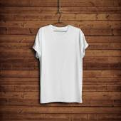 White t-shirt — Stock Photo