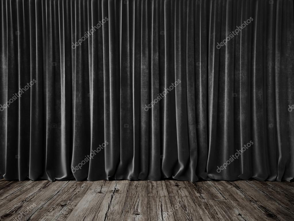 Dark gray curtains - Dark Grey Curtains Dark Grey Curtains Stock Image