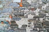 Vieux mur de pierre — Photo
