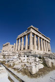 Parthenon of Athens Greece — Stock Photo