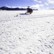 Helicopter skiing — Stock Photo #60716371