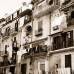 Постер, плакат: Laundry in Naples