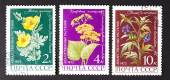 USSR - CIRCA 1979: a series of stamps printed in USSR, shows medicinal plants, CIRCA 1979 — Stock Photo