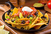 Nachos Supreme — Stock Photo
