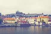 Prague landscape — Stock Photo
