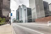 Street in Chicago, Illinois, USA — Stock Photo