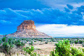 Fajada Butte in Chaco Culture National Historical Park, New Mexi — Stock Photo