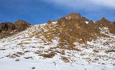Montañas de trans-ili alatau — Foto de Stock