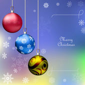 Happy Christmas 2 — Stock Vector