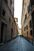 Streets and architecture of Rome — Stock Photo