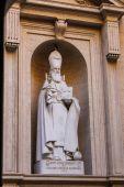 VATICAN - SEPTEMBER 25: Interior of Saint Peters Basilica on Sep — ストック写真