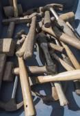 Hammers — Stock Photo