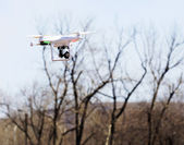 Unmanned aircraft — Stock Photo
