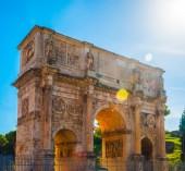 Arco de Constantino, Roma — Foto de Stock