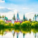 Izmaylovo Kremlin in Moscow, Russia — Stock Photo #67771041