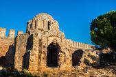 アランヤ城 — ストック写真