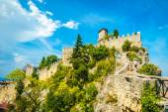 Guaita fästning, San Marino — Stockfoto