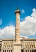 Column of Marcus Aurelius — Stock Photo