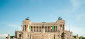 Memorial Vittoriano, Rome — Foto de Stock