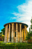 Temple of Hercules Victor, Rome — Stock Photo