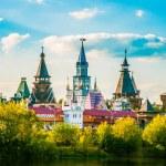 Izmaylovo Kremlin in Moscow, Russia — Stock Photo #68721295