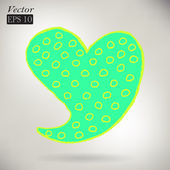 Heart — Stock Vector