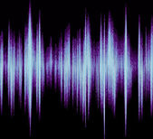 Colorful waveform — Stock Vector