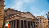 Pantheon, Rom — Stockfoto