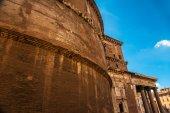 Pantheon, roma — Foto Stock