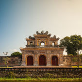 Citadel in Hue — Stock Photo
