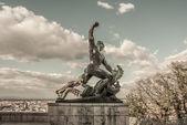 Frihetstaty i Budapest — Stockfoto