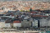Cityscape of Budapest — Stock Photo