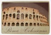 Colosseum, Rome — Stock Vector