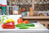 Kitchen interior — Foto Stock