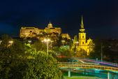 布达城堡区 — 图库照片