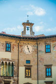 Pisa, Italy - Clock Palace — Stock Photo